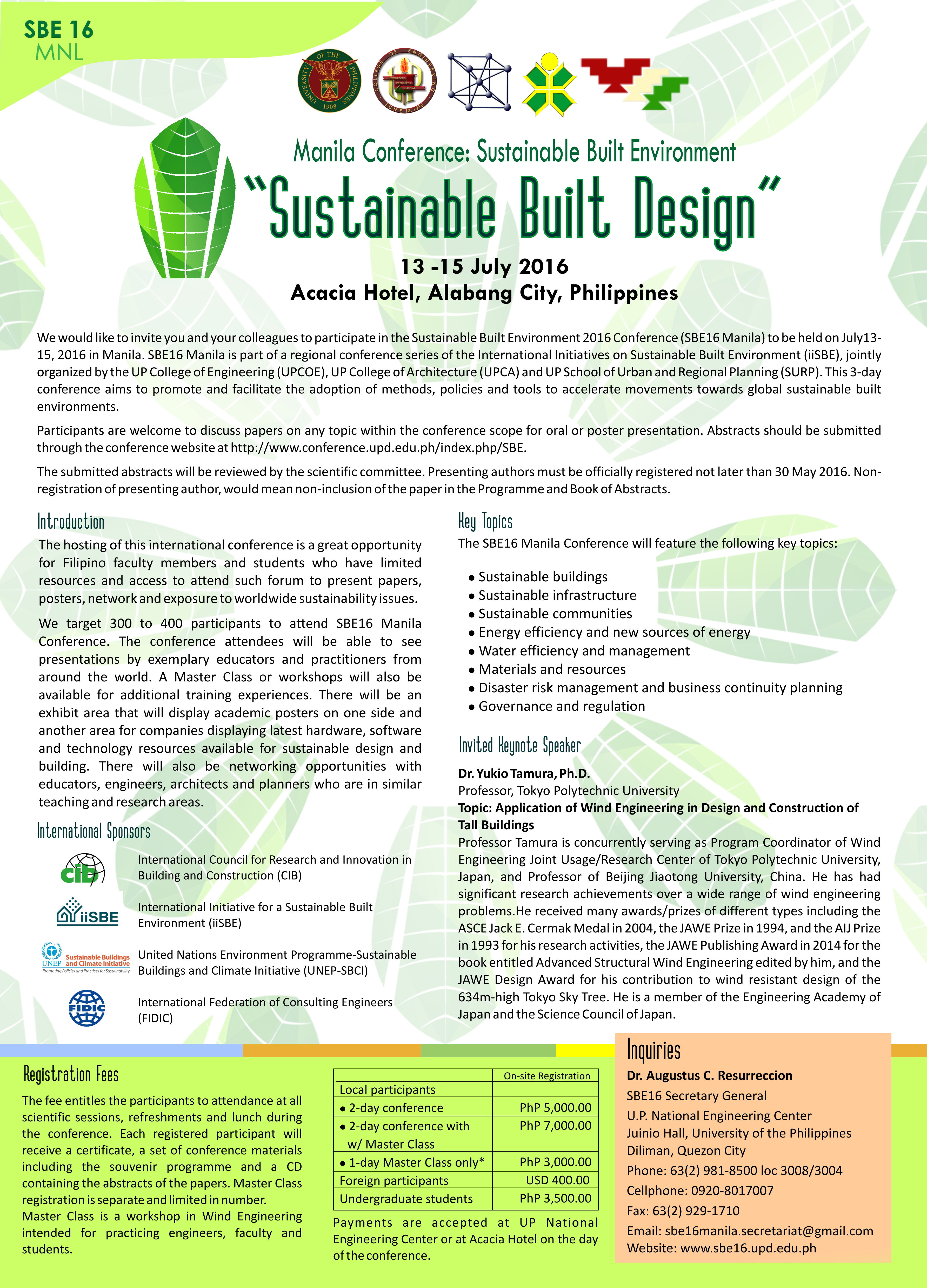environmental sustainability research papers The effect of environmental sustainability - although it is widely known that the earth experiences cyclical climate change, there has been much evidence that human activities are negatively affecting the environment, and hence, the finite resources of the earth.